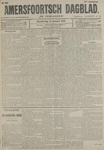 Amersfoortsch Dagblad / De Eemlander 1915-01-14