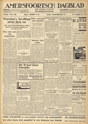 Amersfoortsch Dagblad / De Eemlander 1939-05-06