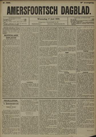 Amersfoortsch Dagblad 1908-06-17