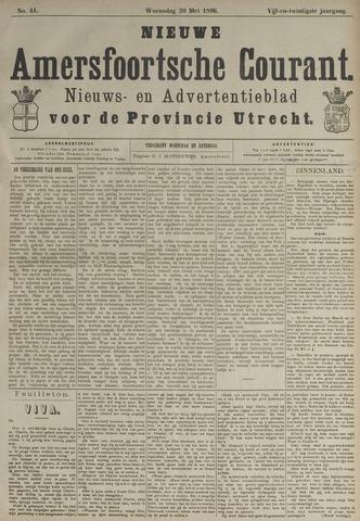 Nieuwe Amersfoortsche Courant 1896-05-20