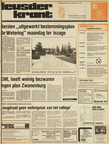 Leusder Krant 1977-12-08
