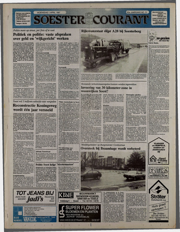 Soester Courant 1987-04-01