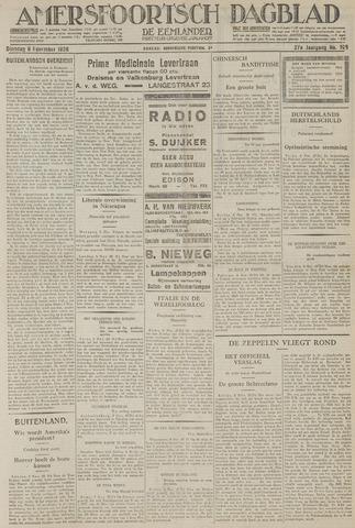 Amersfoortsch Dagblad / De Eemlander 1928-11-06