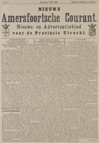 Nieuwe Amersfoortsche Courant 1910-05-07