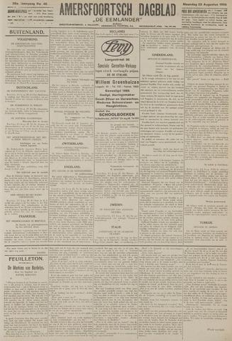 Amersfoortsch Dagblad / De Eemlander 1926-08-23