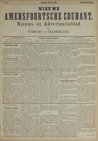 Nieuwe Amersfoortsche Courant 1887-07-30