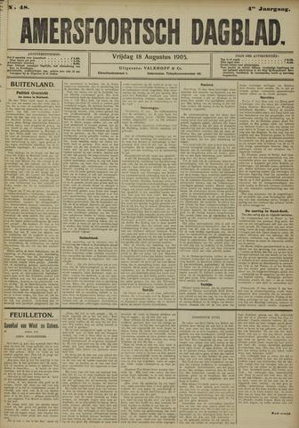 Amersfoortsch Dagblad 1905-08-18