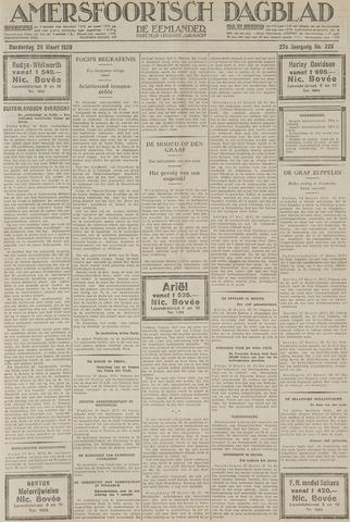 Amersfoortsch Dagblad / De Eemlander 1929-03-28