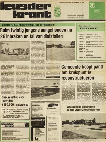 Leusder Krant 1978-08-24