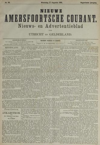 Nieuwe Amersfoortsche Courant 1890-08-27