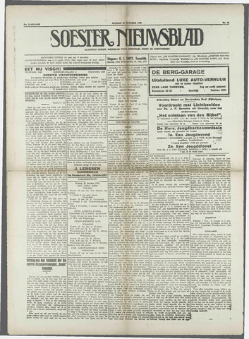 Soester Courant 1932-10-28