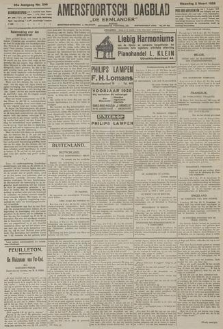 Amersfoortsch Dagblad / De Eemlander 1925-03-02