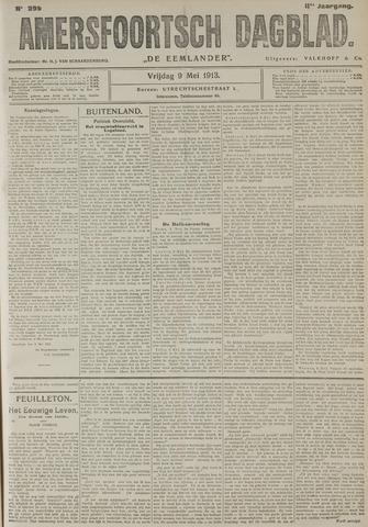 Amersfoortsch Dagblad / De Eemlander 1913-05-09