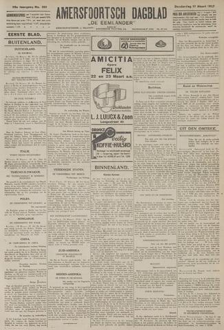 Amersfoortsch Dagblad / De Eemlander 1927-03-17