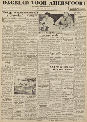 Dagblad voor Amersfoort 1947-03-29