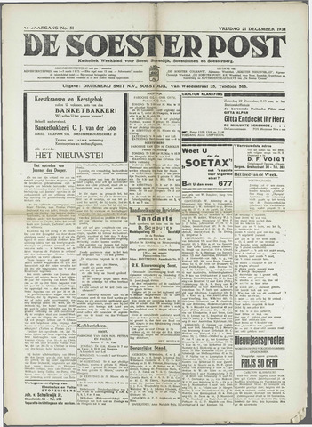 Soester Courant 1934-12-21