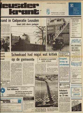 Leusder Krant 1974-12-12