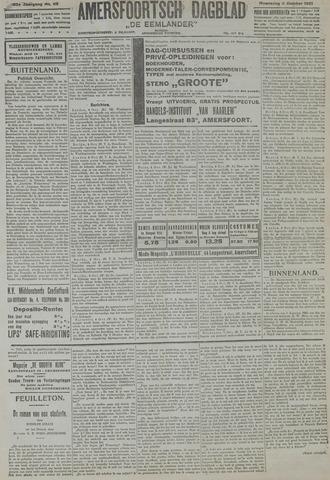 Amersfoortsch Dagblad / De Eemlander 1921-10-05