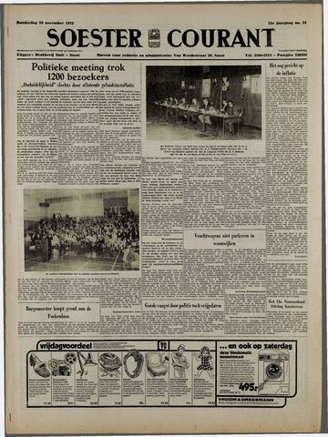 Soester Courant 1972-11-16