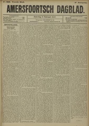 Amersfoortsch Dagblad 1907-02-09