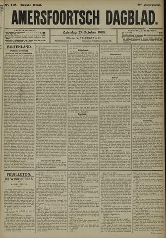 Amersfoortsch Dagblad 1909-10-23