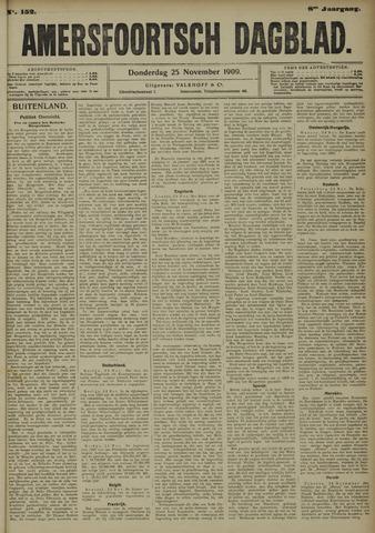 Amersfoortsch Dagblad 1909-11-25