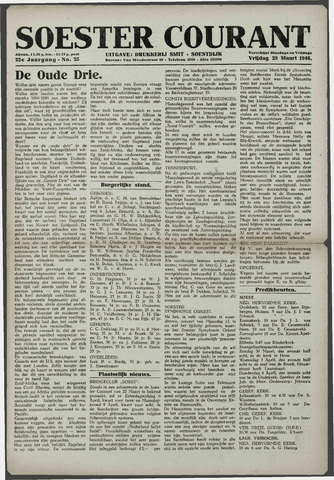 Soester Courant 1946-03-29