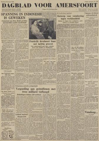 Dagblad voor Amersfoort 1948-01-26