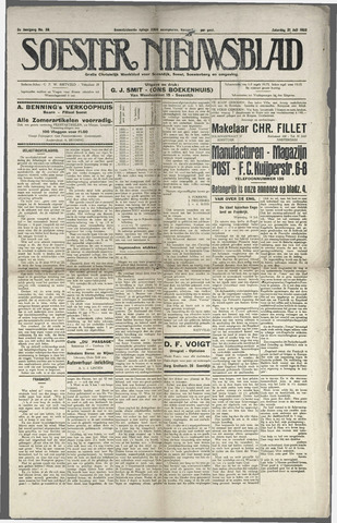 Soester Courant 1923-07-21
