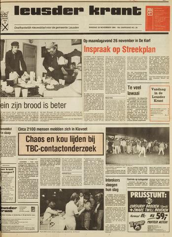 Leusder Krant 1984-11-20