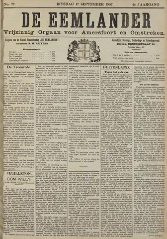 De Eemlander 1907-09-17