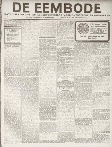 De Eembode 1918-07-26