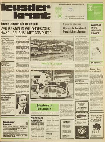 Leusder Krant 1981-05-07