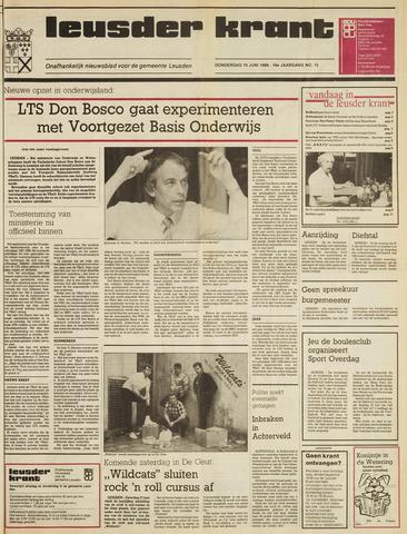 Leusder Krant 1986-06-19