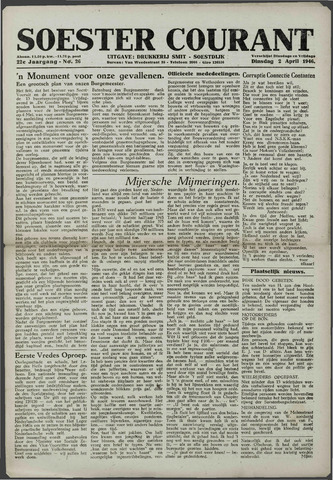 Soester Courant 1946-04-02