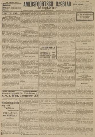 Amersfoortsch Dagblad / De Eemlander 1922-07-12