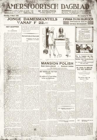 Amersfoortsch Dagblad / De Eemlander 1930-03-08
