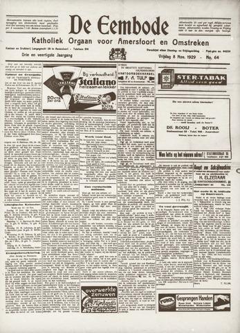 De Eembode 1929-11-08