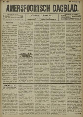 Amersfoortsch Dagblad 1910-10-06