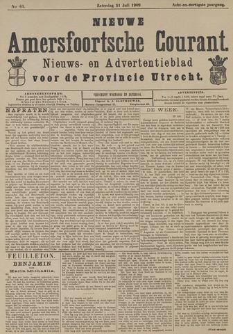 Nieuwe Amersfoortsche Courant 1909-07-31