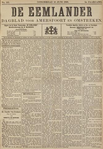 De Eemlander 1908-06-18