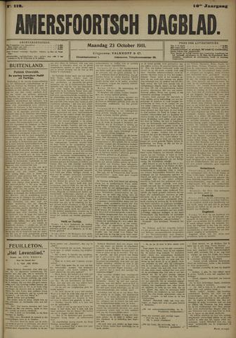 Amersfoortsch Dagblad 1911-10-23