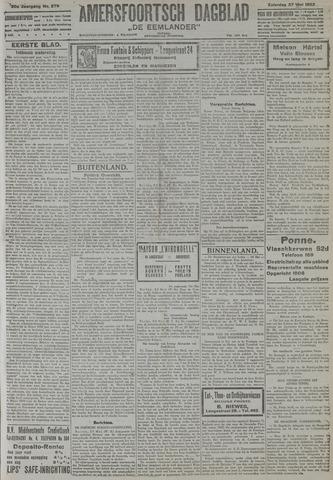 Amersfoortsch Dagblad / De Eemlander 1922-05-27
