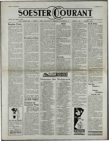 Soester Courant 1951-11-16
