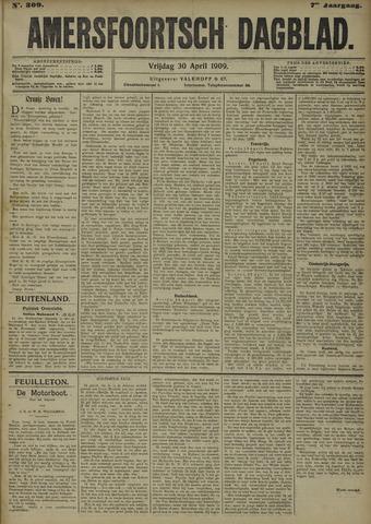 Amersfoortsch Dagblad 1909-04-30