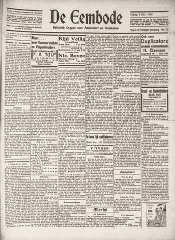 De Eembode 1935-12-06