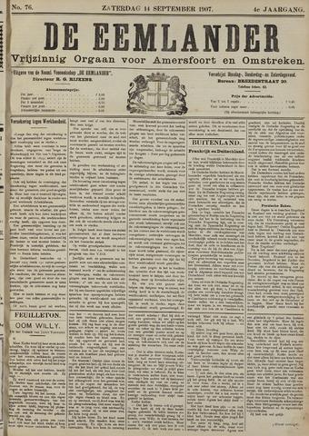 De Eemlander 1907-09-14