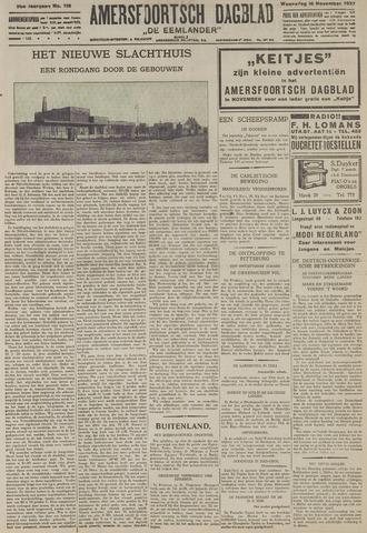 Amersfoortsch Dagblad / De Eemlander 1927-11-16