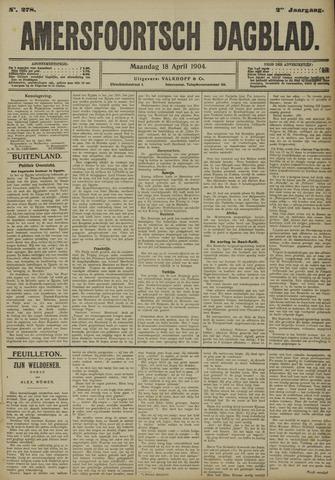 Amersfoortsch Dagblad 1904-04-18