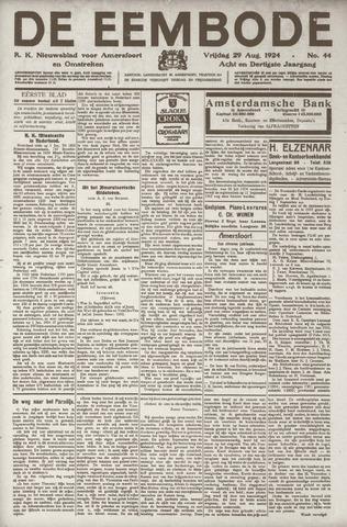 De Eembode 1924-08-29